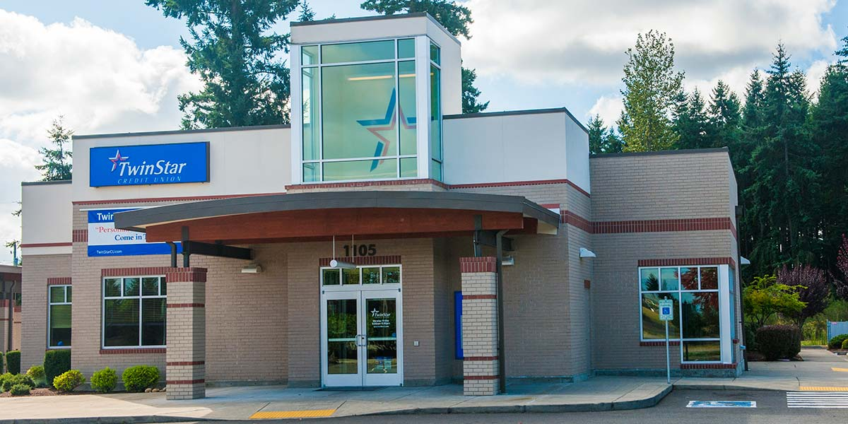 The Yelm branch