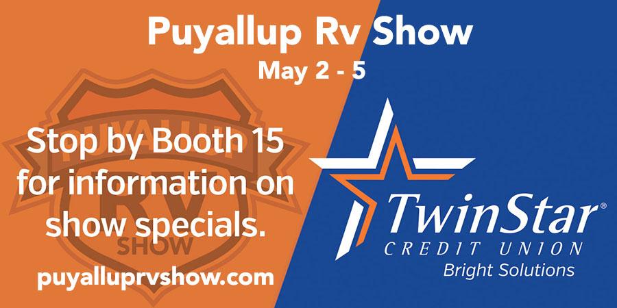 Puyallup RV Show Promo image