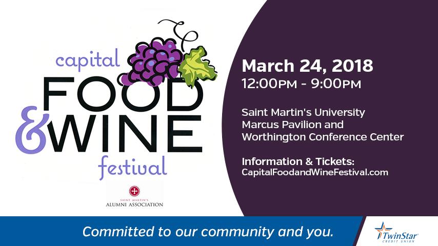 Capital Food and Wine Festival