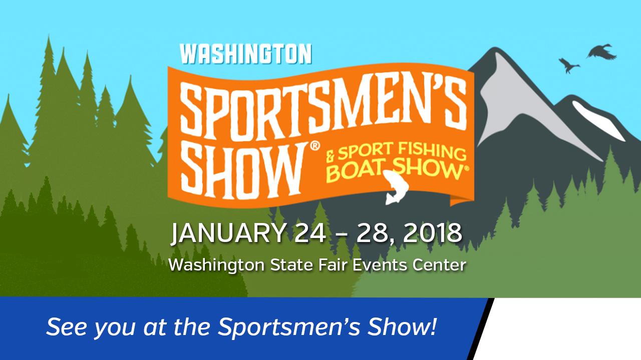 The Washington Sportsmen's Show & Sport Fishing Boat Show