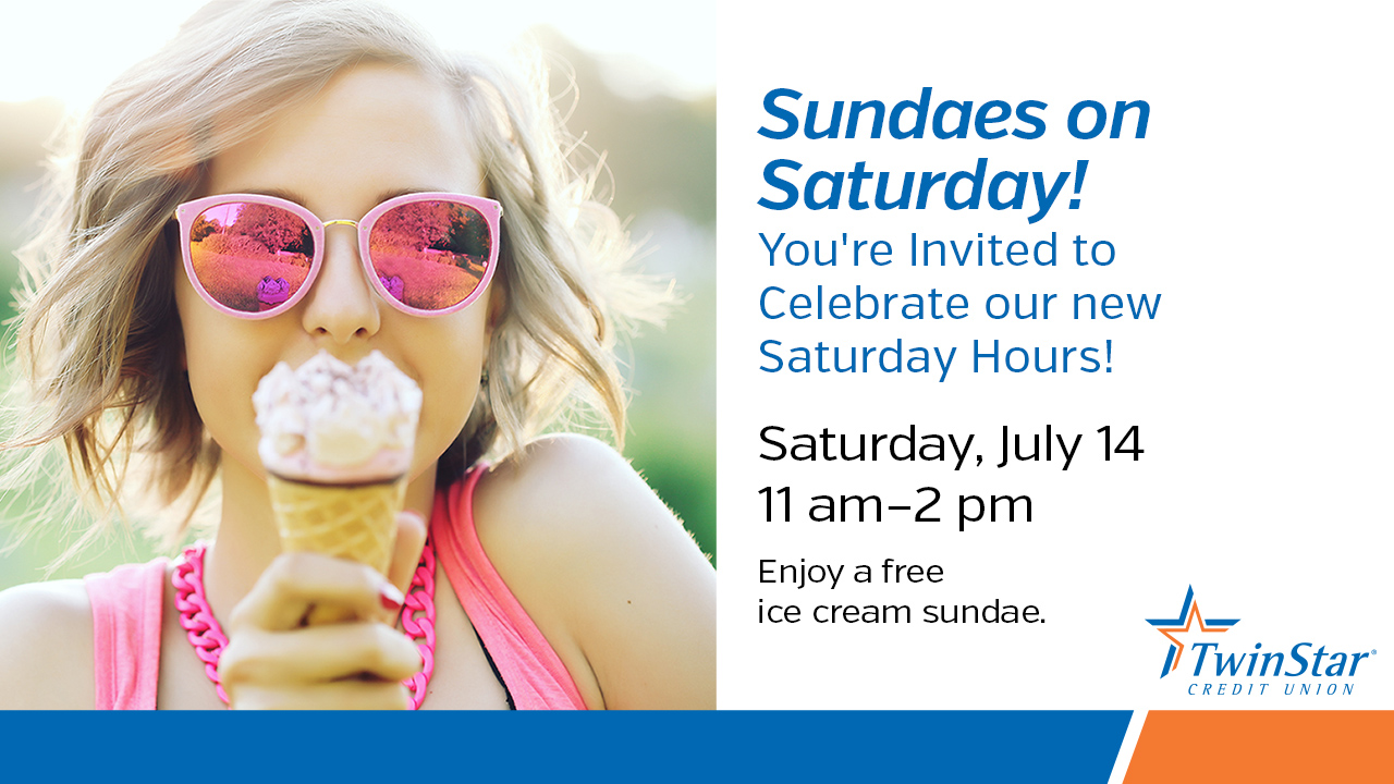 Wilsonville Sundaes on Saturday