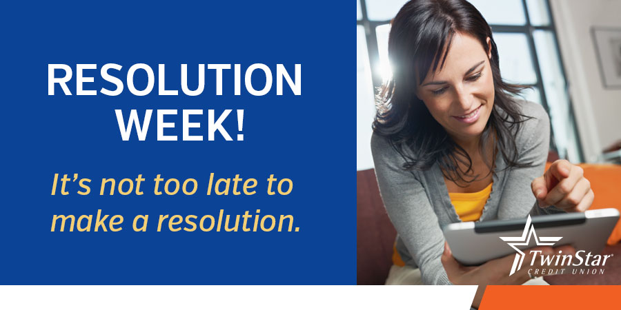 Resolution Week
