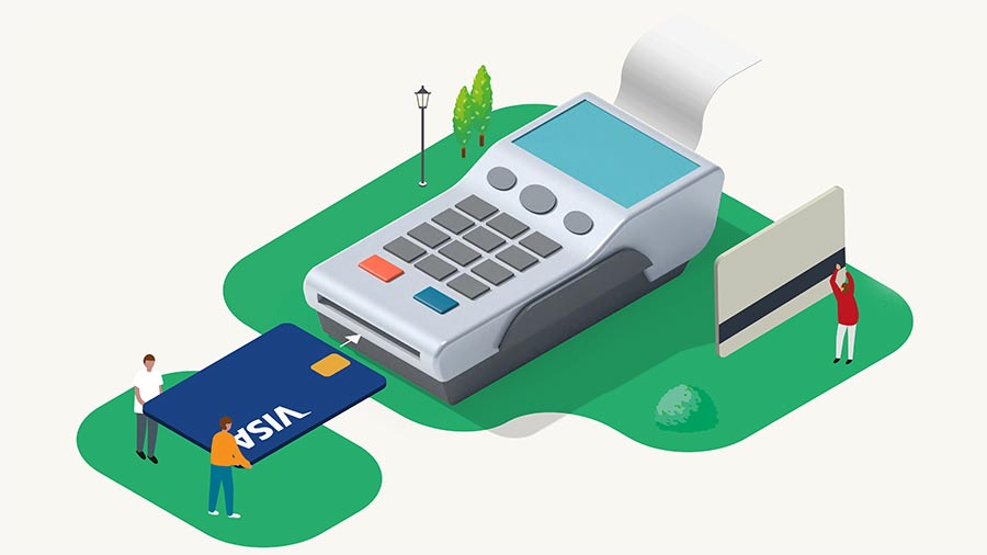 EMV illustration