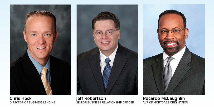 Headshots for Jeff, Racardo and Chris.