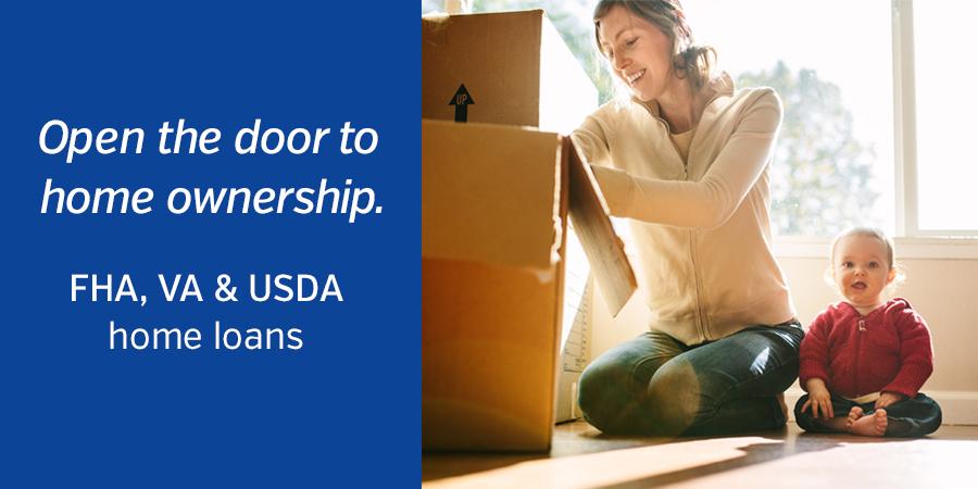 Open the door to home ownership