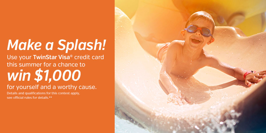 Make a Splash promo image