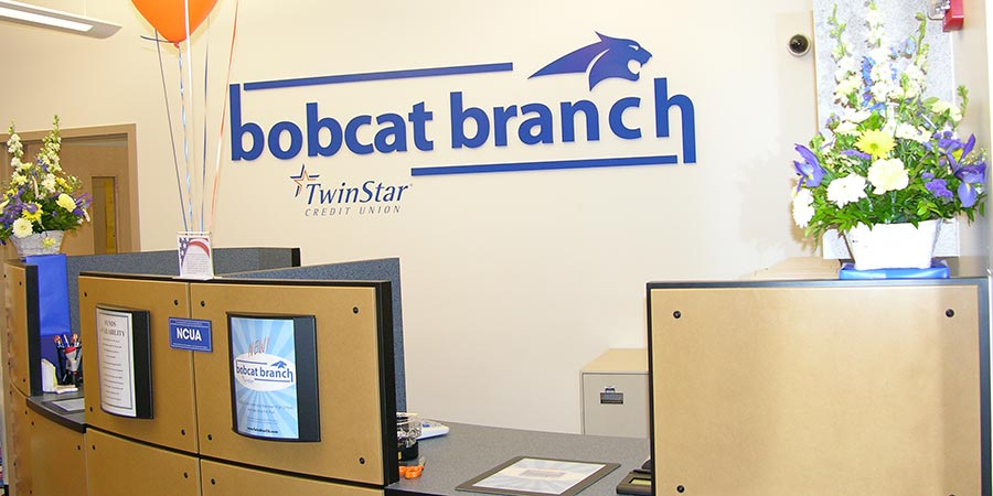 Bobcat Branch Counter