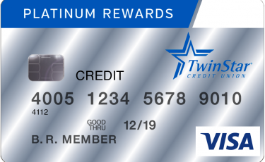 platinum rewards card image