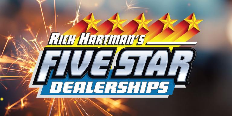 Five Star Dealerships special sale